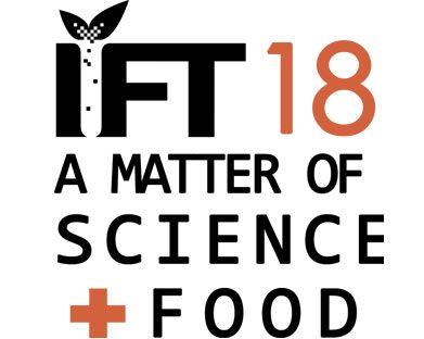 Jul 16-18 – IFT 2018 – Chicago, IL
